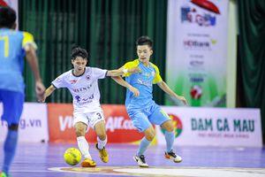 Futsal HDBank VĐQG 2018: Tân Hiệp Hưng thắng trận thứ 4 liên tiếp