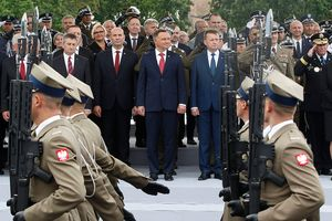 Mỹ nghiêm túc về lập căn cứ tại Ba Lan: Sóng gió dữ dội với Nga?