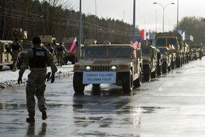 Tổng thống Mỹ xem xét thiết lập căn cứ quân sự tại Ba Lan