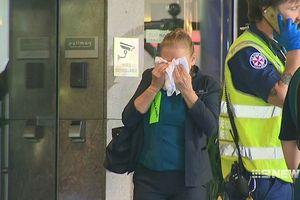 Rò rỉ hóa chất tại Sydney, Australia khiến nhiều người phải nhập viện