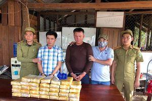 Quảng Trị: Phá 2 vụ vận chuyển, buôn bán 314.000 viên ma túy tổng hợp