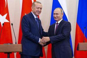Nga, Thổ Nhĩ Kỳ thiết lập vùng phi quân sự tại Idlib
