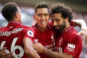 Liverpool 0-0 PSG: Trụ cột hàng công 'The Kop' dự bị