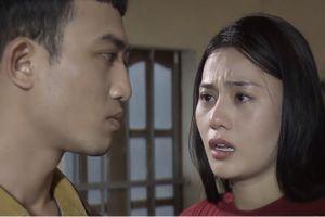 'Quỳnh búp bê' tập 12: Cảnh khước từ đề nghị cùng bỏ trốn của Quỳnh