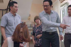'Gạo nếp gạo tẻ': Hỗn với mẹ, Hân bị ba tát, dọa đuổi ra khỏi nhà