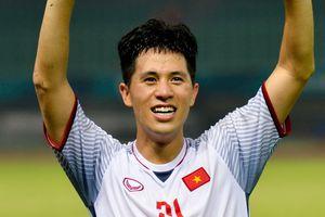 Đình Trọng - người cận vệ thầm lặng của U23 Việt Nam