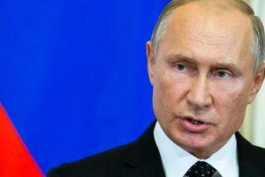 Putin lên tiếng cảnh báo Israel sau tai nạn máy bay quân sự ở Syria