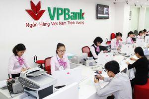 Quỹ ngoại chi hơn 170 tỷ đồng mua cổ phiếu VPBank
