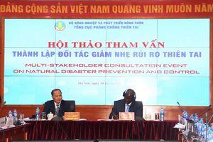 Ngân hàng Thế giới sẽ tiếp tục hỗ trợ Việt Nam ứng phó thiên tai