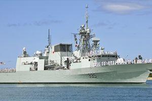 Tàu Hải quân Hoàng gia Canada sắp thăm Đà Nẵng