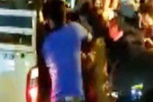 Nhóm thanh niên đánh chết người sau va chạm giao thông