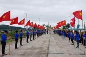 Tổ chức truy điệu liệt sĩ Thích Thanh Tân