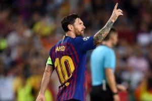 Messi vượt Ronaldo về số lần lập hat-trick tại Champions League