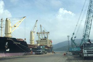 CB-CNV cảng Quy Nhơn 'vui như Tết'!