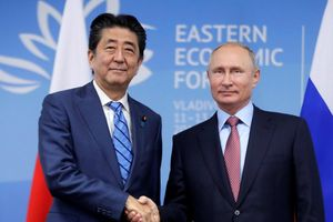 Khởi đầu mới trong quan hệ giữa Nhật Bản, Trung Quốc và Nga