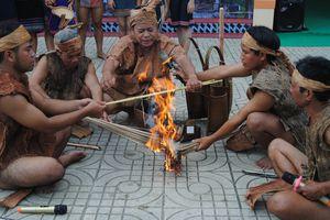 Nghi lễ chọn đất lập làng của người Cơ Tu