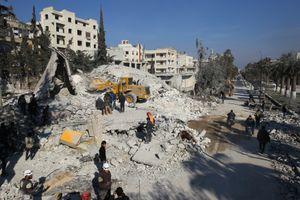 Thổ Nhĩ Kỳ điều thêm binh sĩ đến Syria