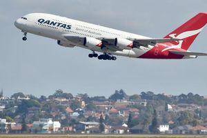 Qantas muốn hành khách bay đường dài có chỗ tập gym