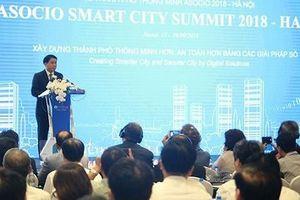 Hà Nội hướng tới thành phố thông minh dựa trên công nghệ 4.0