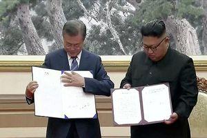 Cam kết biến Triều Tiên thành 'vùng đất không có vũ khí hạt nhân'