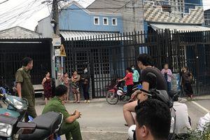 Vợ chết, chồng trọng thương trong căn nhà ở Sài Gòn