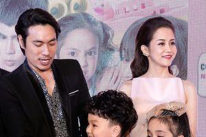 Thừa nhận đang 'yêu nhau', Kiều Minh Tuấn và An Nguy như 'người xa lạ' khi ra mắt phim