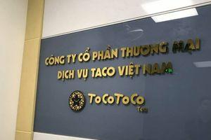 Trà sữa Tocotoco bị 'tố' không đảm bảo vệ sinh an toàn thực phẩm