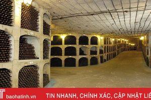 Khám phá bộ sưu tập rượu vang lớn nhất thế giới ở Moldova