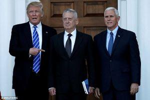 Bộ trưởng Quốc phòng Mỹ bác tin đồn rời khỏi chính phủ Trump