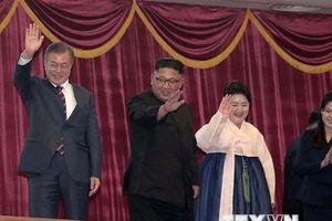 Tổng thống Hàn Quốc sẽ tới dự lễ đồng diễn thể dục tại Bình Nhưỡng