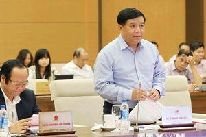 Họp Ủy ban Thường vụ Quốc hội: Băn khoăn về quy hoạch xây dựng tỉnh