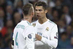 Sergio Ramos: 'Ronaldo chỉ còn là quá khứ của Real Madrid'