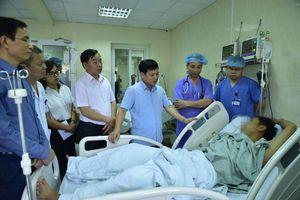 Phó Chủ tịch Hà Nội nói lý do đi thăm người sốc ma túy sau đêm nhạc hội