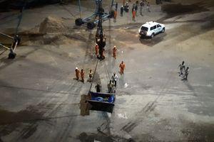 Cảng Quy Nhơn hỗ trợ gia đình công nhân tử vong dưới hầm hàng