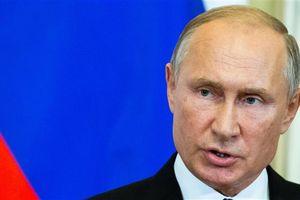 Tổng thống Putin khẳng định Israel vi phạm chủ quyền Syria