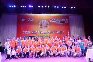 Sorento Family Việt Nam - nơi gắn kết thành viên cùng chí hướng
