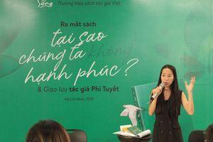 Tác giả Phi Tuyết thành công khi làm việc 4 - 5 năm, 'nghỉ hưu' 1 năm