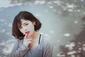 Chết mê với nhan sắc bạn gái cũ của tuyển thủ U23 Việt Nam