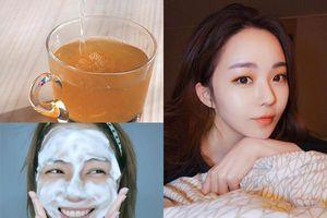 Sáng nào sau khi ngủ dậy cũng làm 5 việc này, bạn sẽ đẹp từ làn da đến vóc dáng