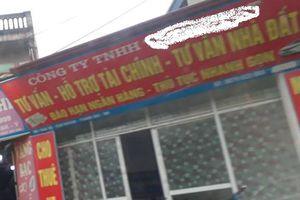Huyện Thanh Oai, Hà Nội: Nhiều gia đình rơi vào cảnh khốn cùng vì tín dụng đen