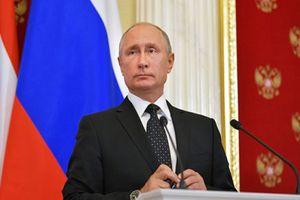 Lý do ông Putin dịu giọng với Israel sau vụ trinh sát cơ bị bắn rơi
