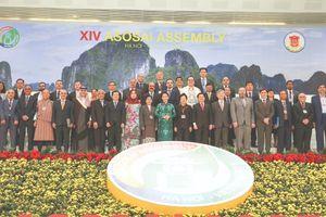 Khai mạc Đại hội các cơ quan kiểm toán tối cao châu Á lần thứ 14 và kỷ niệm 40 năm Hiến chương ASOSAI