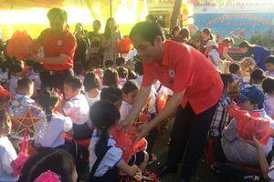 Thanh Hóa: Vui Tết Trung thu dành cho các cháu thiếu nhi huyện Hà Trung