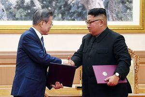 Hàn-Triều tuyên bố chấm dứt tình trạng chiến tranh