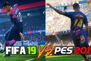 Clip: So sánh chi tiết 2 trò chơi FIFA 19 và PES 2019