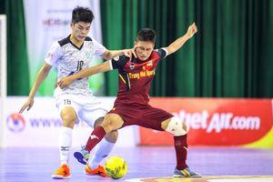 Futsal VĐQG HDBank 2018: Thái Sơn Nam áp sát ngôi đầu bảng