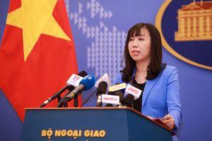 Bộ Ngoại giao thông tin việc xử lí bốn người Việt trộm quần áo Uniqlo tại Singapore