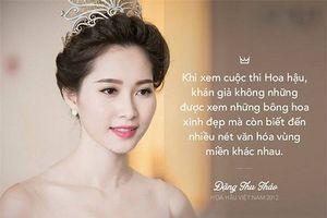 Hoa hậu Việt Nam (2): Người đẹp nào trả lời ứng xử hay nhất trong lịch sử 30 năm của cuộc thi sắc đẹp?