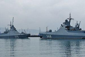 Hải quân Nga nhận liên tiếp 2 chiến hạm tàng hình 'độc nhất vô nhị'