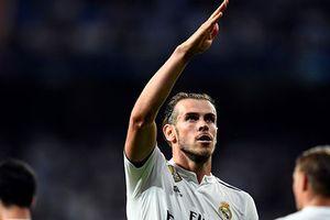Real vs Roma (3-0): Isco, Gareth Bale và 'số 7 mới' ghi bàn